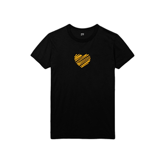 unHeart Tee (Yellow)