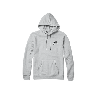 Unbasic Hooded Fleece (Athletic Grey)