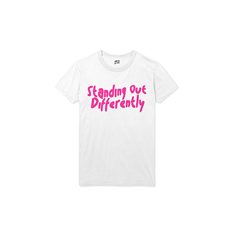 SODLY Basic Tee (Uncool Pink)