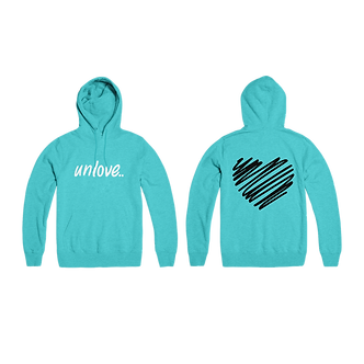 unLove Hooded Fleece (UnHawaiian)