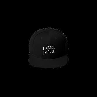 Uncool Snapback (Black)