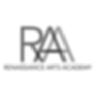 RenArts Graphic TITLE Logo 4 White BG.pn