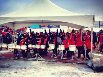 Rouge et Or Drumline