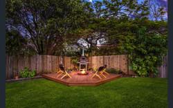 Outdoor deck - Ferricks