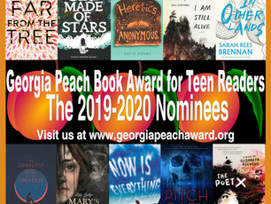 2019-20 Peach Nominee Books