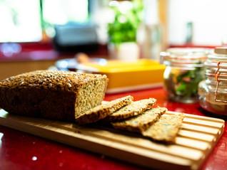 Low GL Porridge Bread