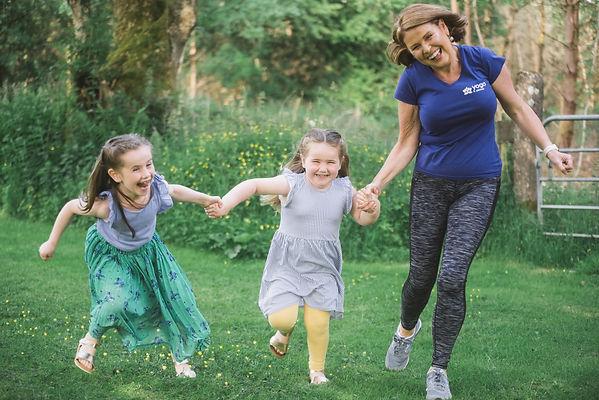 Janice running with girls.jpg