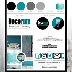 Decorum Painting & Decorating Style Guide