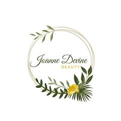 Joanne Devine Beauty Logo