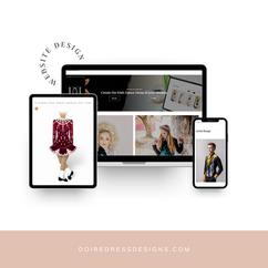Doire Design Website Maintenance