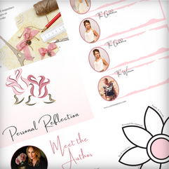 Catriona Jones Coach Bloom Girl Workbook Design