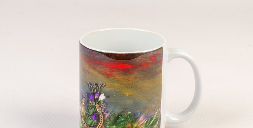 Fields Of Gold Print Mug