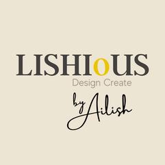 Lishious Design Create Logo 1