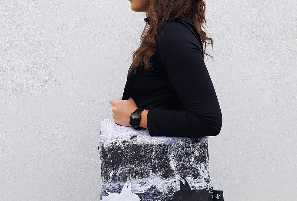 The Whispering Tote Bag