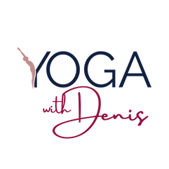 Yoga With Denis Logo