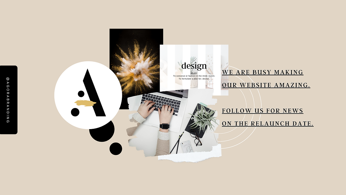 We are busy making our website amazing.