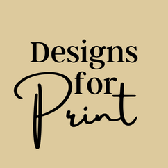 Welcome to our Designs For Print portfolio