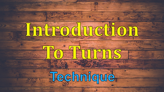 Introduction To Turns