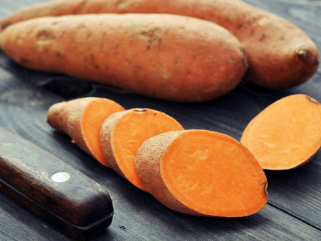 The Benefit of Sweet Potatoes
