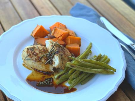 Lean & Clean Chicken Dinner