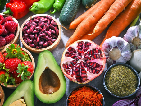 Phytonutrients: Everything You Need to Know