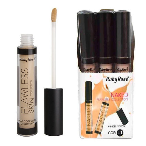 Corretivo Líquido Flawless Collection L2 - Ruby Rose
