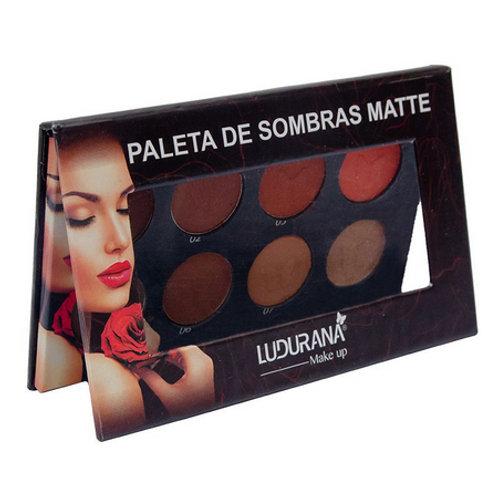 Paleta 8 Cores Matte M00045 Ludurana