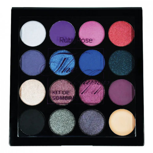 Paleta De Sombras The Lollipop - Ruby Rose