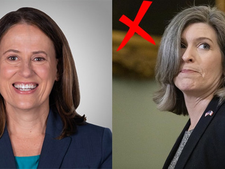 New Toss Up Senate Race!