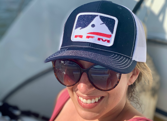Red,White and Blue RFM Hat