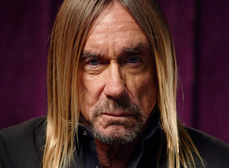 "IGGY POP RELEASES NEW VIDEO FOR ""THE PASSENGER"""