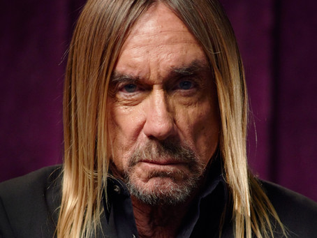 """IGGY POP RELEASES NEW VIDEO FOR """"THE PASSENGER"""""""