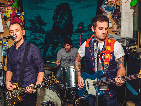 """THE LAWRENCE ARMS RELEASE NEW SINGLE """"QUIET STORM"""""""