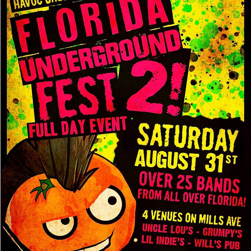Florida Underground Fest 2