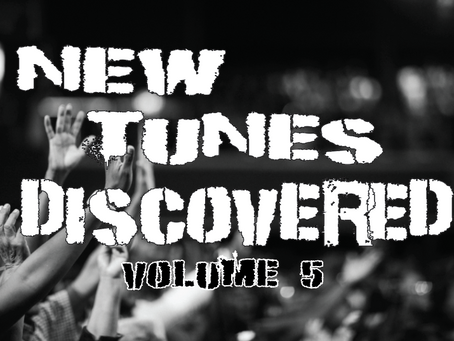 NEW TUNES DISCOVERED VOL. 5