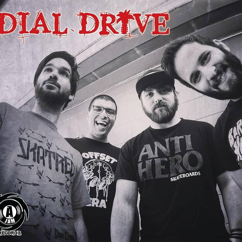 DIAL DRIVE, KILL THE CLOCK, THE LONGEST HALL, STEVEN GARNER