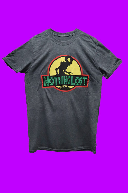 Nothing Lost - Jurassic Tee