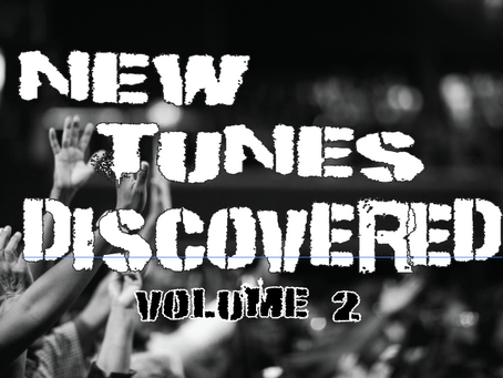 NEW TUNES DISCOVERED VOL. 2