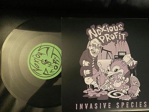 Noxious Profit - Invasive Species LP Vinyl