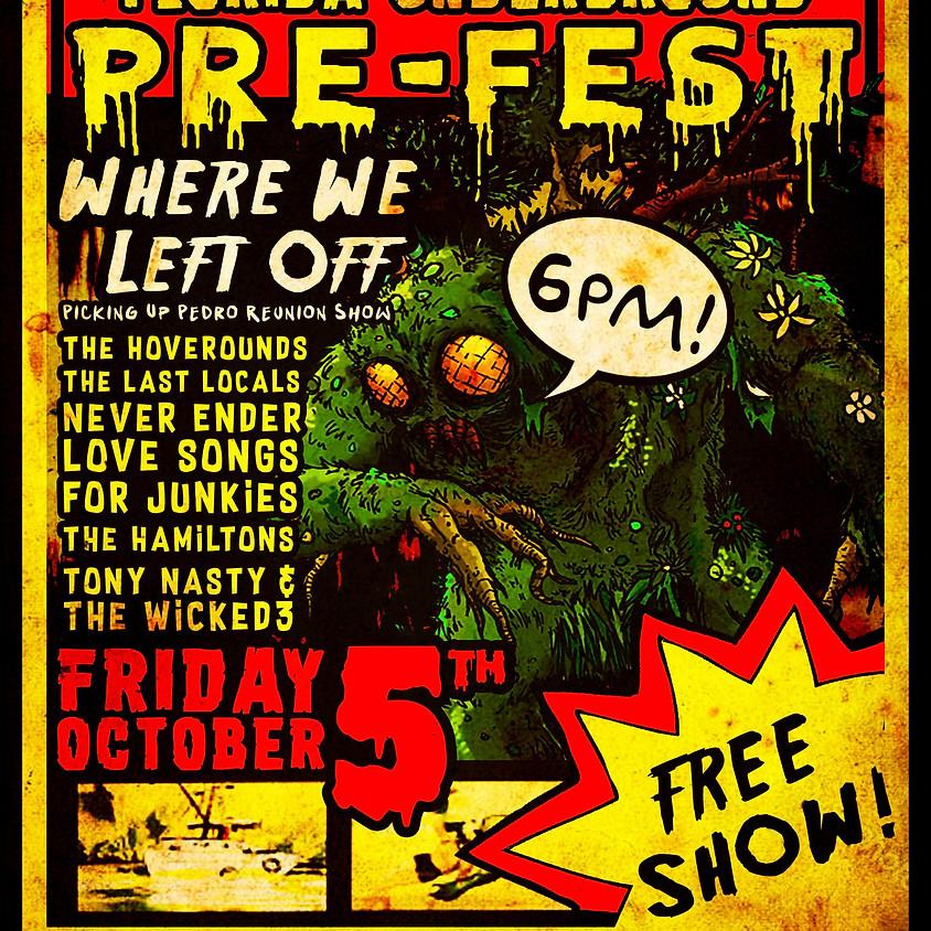 Florida Underground Pre-Fest