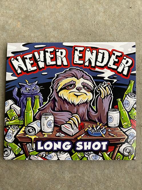 Never Ender - Long Shot CD