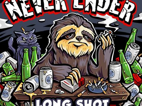 """NEVER ENDER RELEASES NEW ALBUM """"LONG SHOT"""""""
