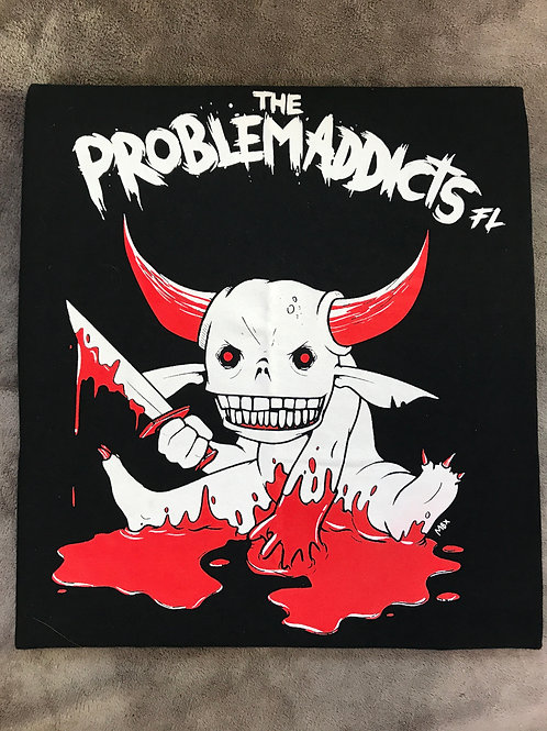 The ProblemAddictsFL - Demon Baby T-Shirt