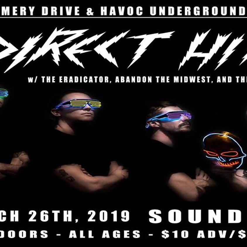 Direct Hit! Live at Soundbar
