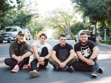 """GOOD TERMS RELEASE DEBUT ALBUM """"TURNING POINT"""""""