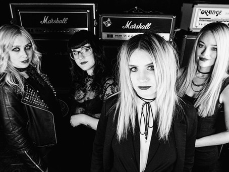THE ANTI-QUEENS ARE BAND OF THE WEEK #12