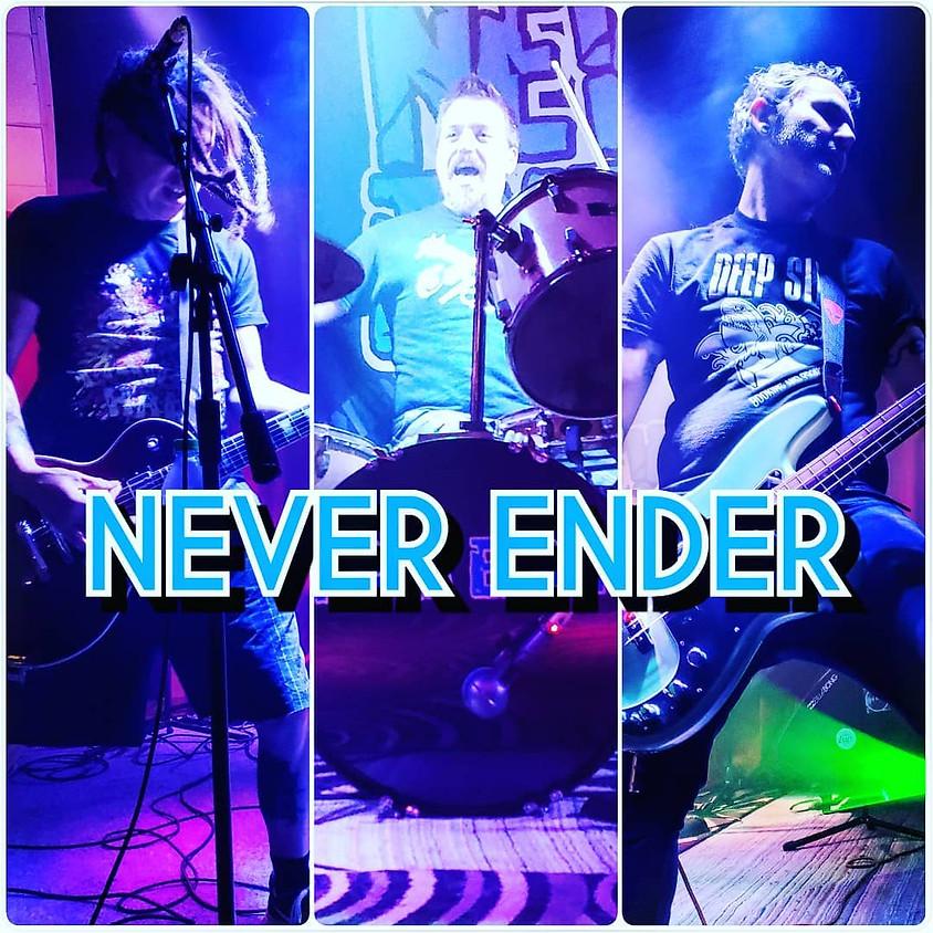 NEVER ENDER TOUR KICK OFF