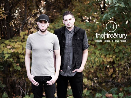 """THE FIRE & FURY RELEASE NEW SINGLE """"TWO FACED"""""""