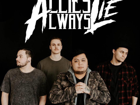 "VIDEO FEATURE: ALLIES ALWAYS LIE - ""R.I.P."""