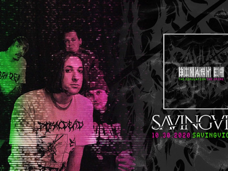 "VIDEO FEATURE: SAVING VICE - ""THE SIMULATION // THE SPIRE"""